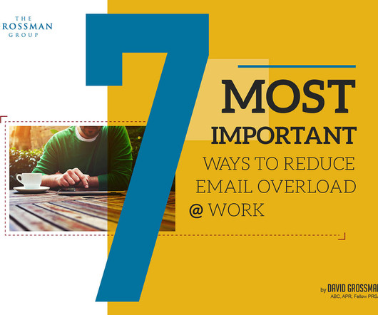 Content and download leadership digital new ebook 7 most important ways to reduce email overload work fandeluxe Choice Image